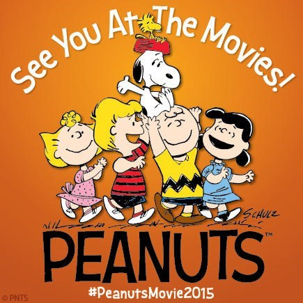 Peanuts On The Big Screen of the Day