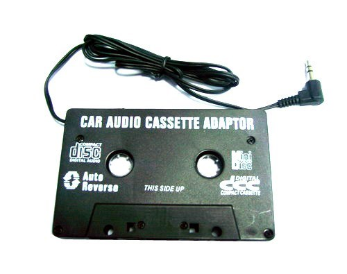 car audio cassette adapter nostalguia - 6655774976