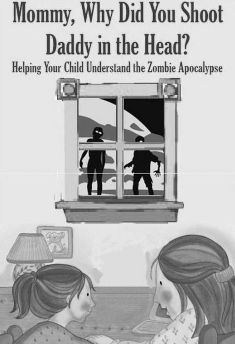 zombie childrens book morbid zombie apocalypse - 6655975680