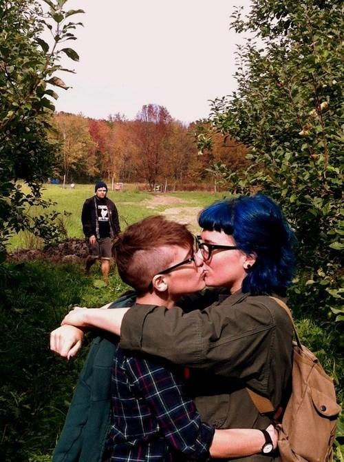 Sad Perfect Timing walk yearn lesbians - 6656426496