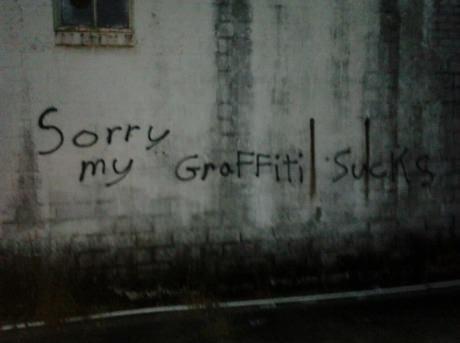 graffiti sucks sorry - 6656491008