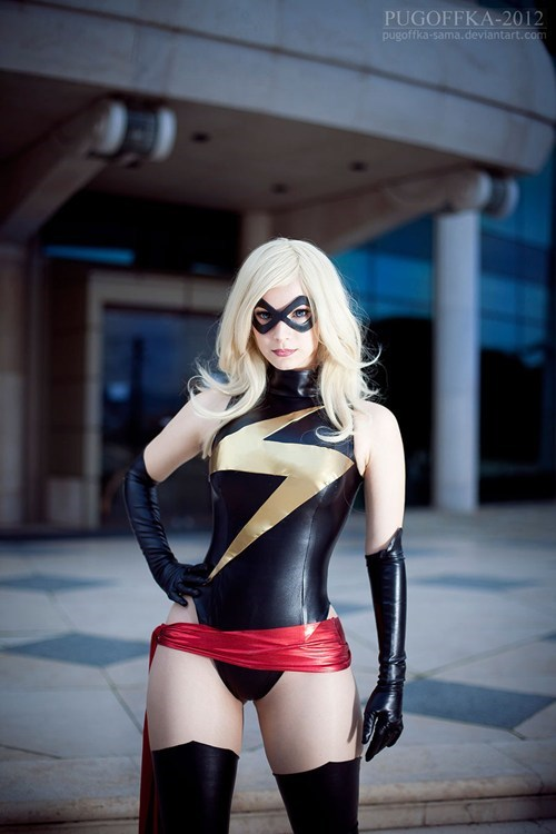 ms marvel superheroes cosplay