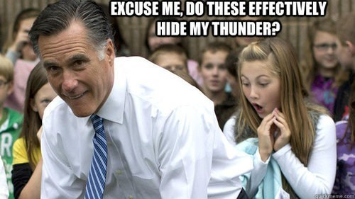 Mitt Romney question excuse me arrested development thunder - 6656794624