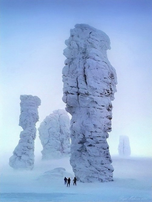landscape,snow,rocks,rock formation,russia