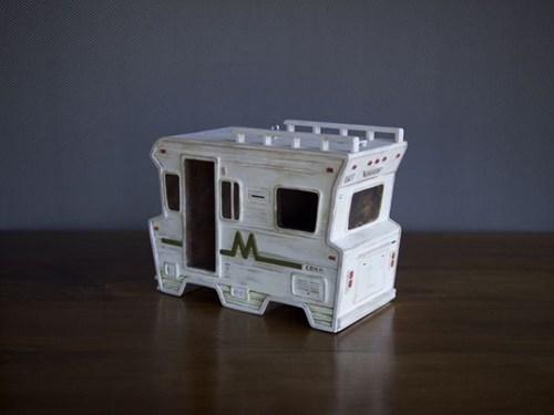 winnebago trailers rv retirement birdhouse - 6656844544