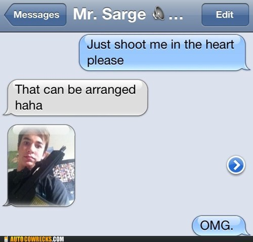 iPhones shoot me guns that can be arranged - 6657043968