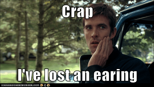 lucas bryant haven crap Earring nathan wuornos lost - 6657158912