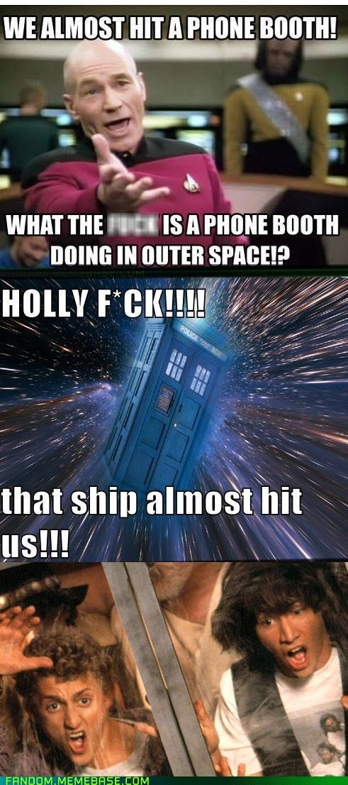 re-frames,Star Trek,doctor who,bill-and-teds-excellent-adventure,fandombase