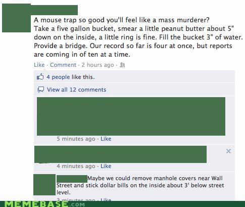 facebook,Wall Street,murder