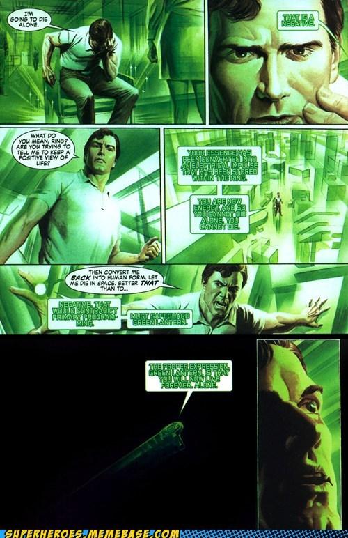 forever alone Green lantern ring - 6657812480