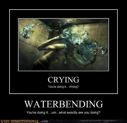 water bending creepy bizarre - 6657960448
