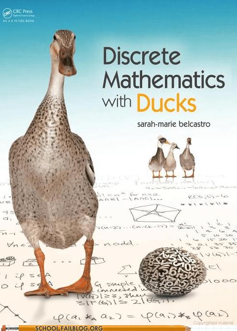 bargain books ducks birds math - 6658290944