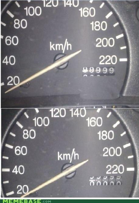 car meter numbers miles achievement - 6658296832