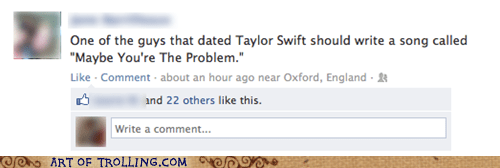 taylor swift,facebook,Music