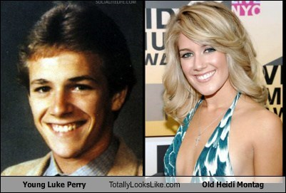 funny TLL actor celeb Luke Perry Heidi Montag - 6658825984