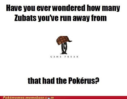 Game Freak scumbag pokerus zubat - 6659218432