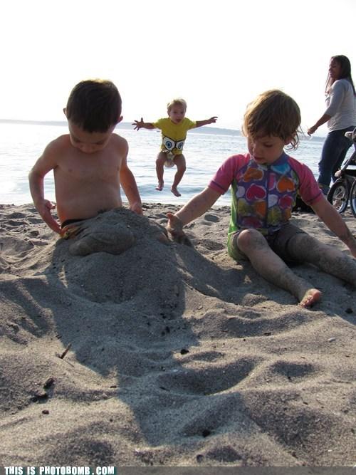 SpongeBob SquarePants baby kids the beach - 6659535872
