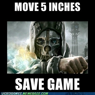 dishonored save game choices - 6659808512