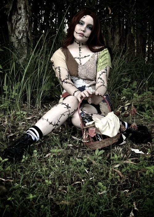 the nightmare before christmas cosplay sally - 6659809280