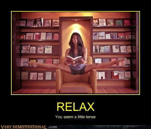 relax tense Splits reading - 6659841792