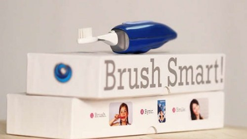 toothbrush wireless transmitting dentist messaging - 6660330752