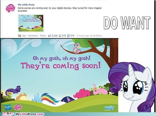 rarity do want ponies - 6660419072