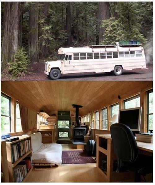 mobile home,home,design,bus,cars,Hall of Fame,best of week