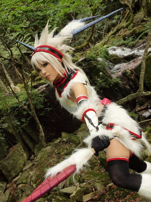 monster hunter video games cosplay - 6660912384