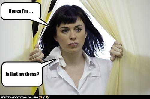 Gwen Cooper Torchwood surprise dress eve myles - 6661221632