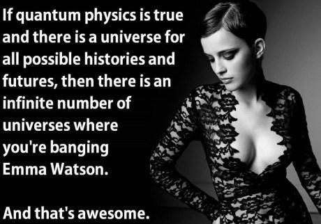 awesome quantum physics emma watson - 6661284096
