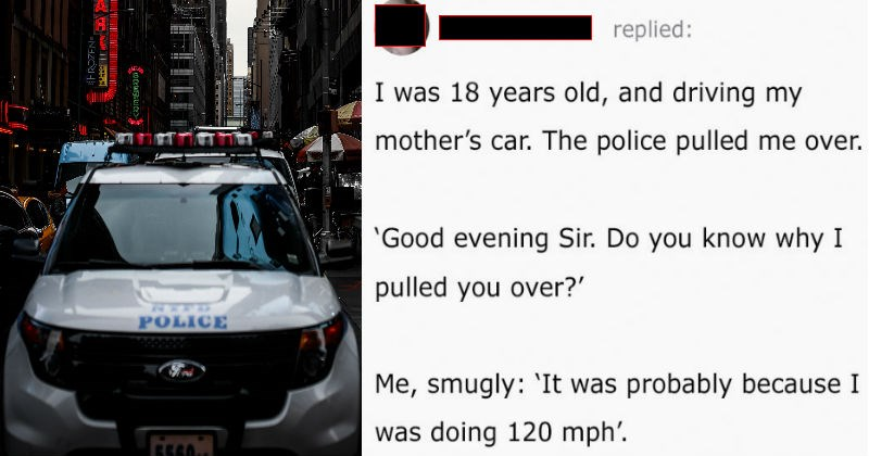 cops finds genius way to punish an 18 year old
