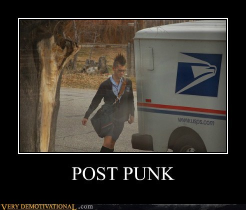 punk,mail,post,pun