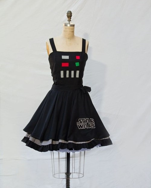 star wars dress darth vader - 6662332416
