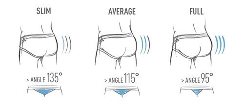butts Angles bootay slim average full