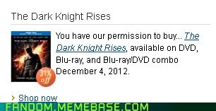 amazon shoppers beware the dark knight rises - 6662534400