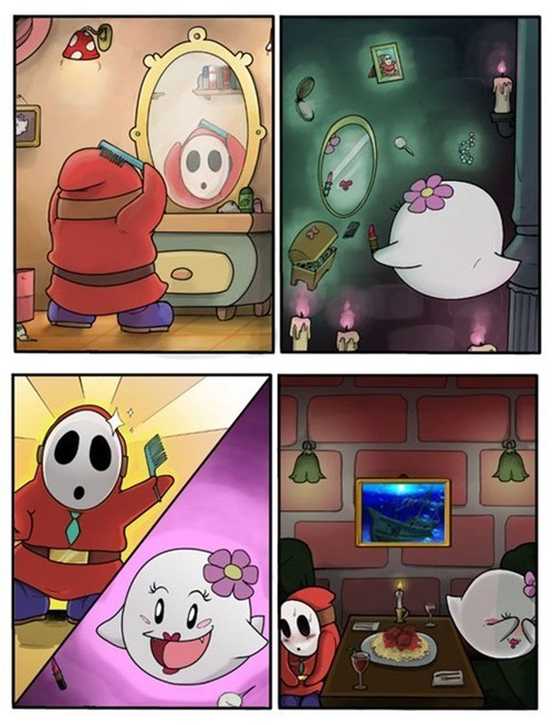 never could be boo shy guy scared first date - 6662658048
