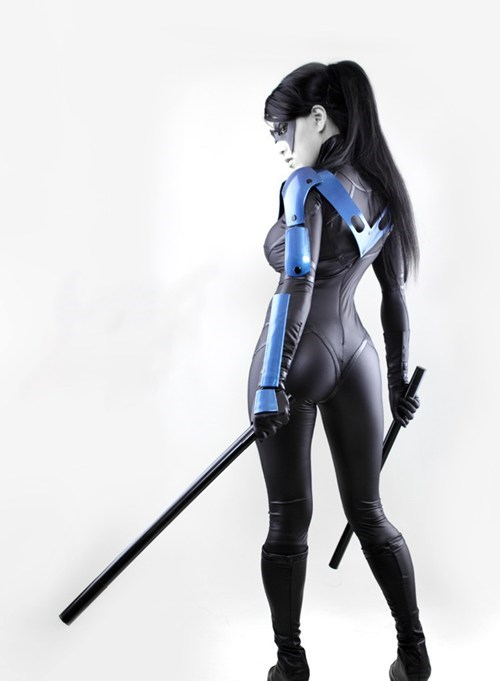 cosplay nightwing batman - 6662784512