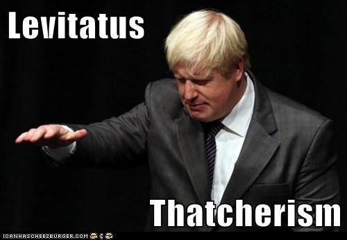 Harry Potter boris johnson spell UK magic thatcher Hogwarts - 6662846976