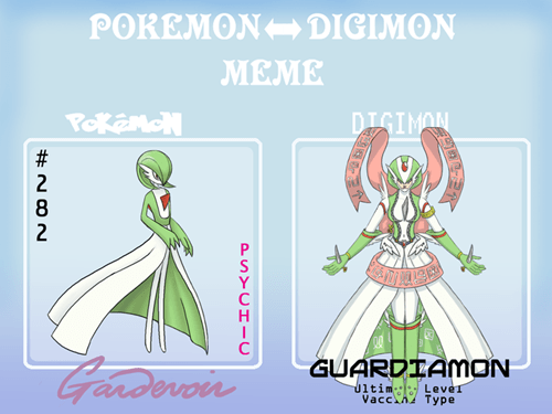 Digifriday: Pokemon Turned Into Digimon