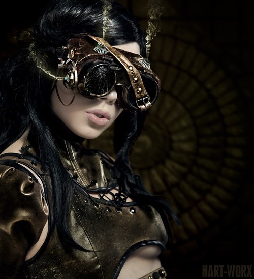 Steampunk cosplay - 6663258112