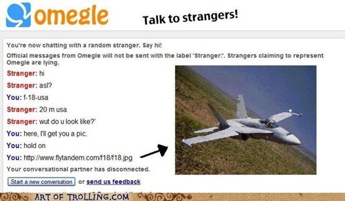 you fly as hell Omegle pic f-18 - 6663742976