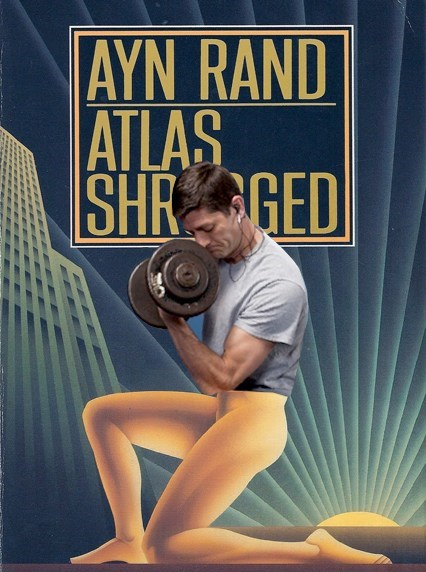 VP debate paul ryan joe biden Ayn Rand Atlas Shrugged election 2012 martha raddatz