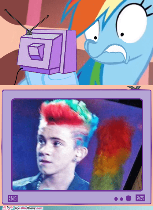 hair stahp rainbow dash - 6663938304