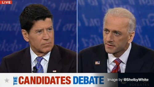 joe biden paul ryan election 2012 hair VP debate