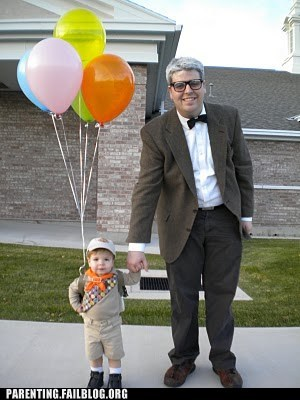 up costume Balloons