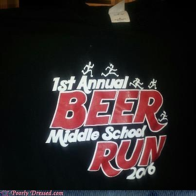 beer,booze,middle school