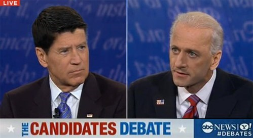 politics hair presidents debate