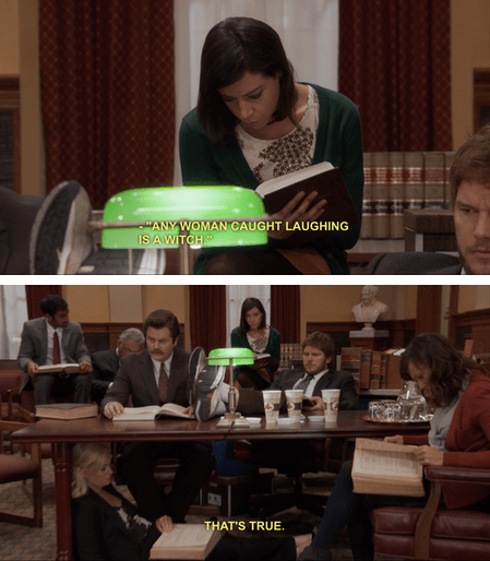 funny TV NBC parks and rec - 6665867776