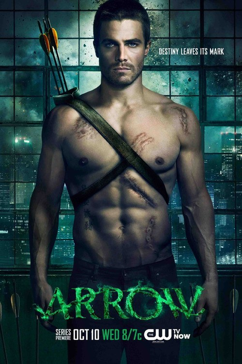 arrow green arrow DC TV - 6665886720