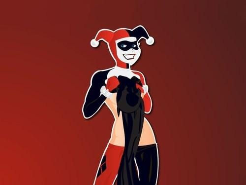 Harley Quinn sexy art batman - 6665889536